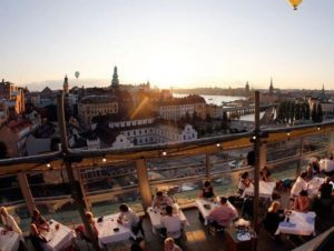 Dining in Stockholm 8